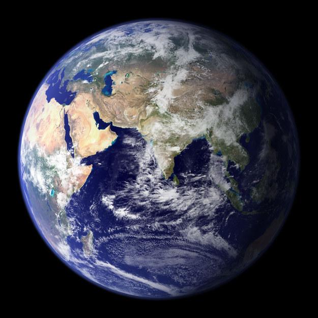 Ceci est notre terre