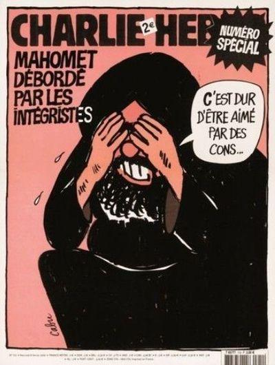 Charlie Hebdo massacré : l'édito de Marianne