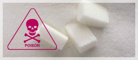 Le sucre fera disparaître par dégénérescence l'espèce humaine