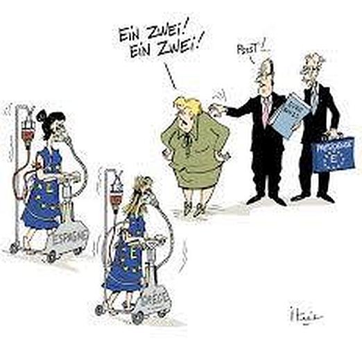 """L'Allemagne n'a ni bon sens économique, ni compassion """"Joseph Stiglitz"""""""