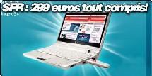 L'internet mobile illimité, sur un terminal adapté, est arrivé en France le 23 janvier !