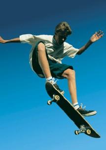 Des skate board jamais vus !