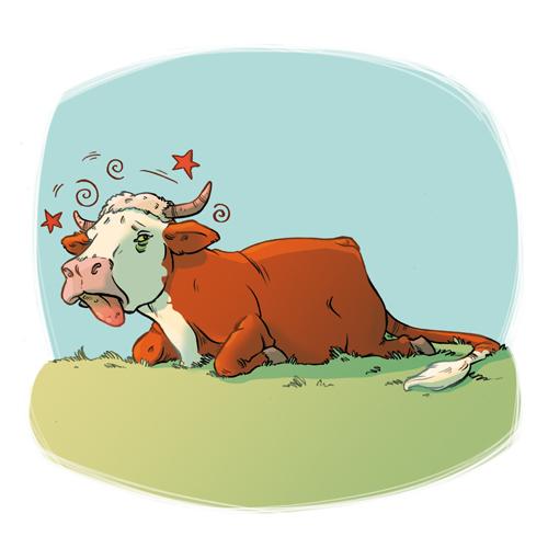 Pavé de bœuf : de la vieille vache (malade) dans votre assiette