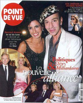 Dati en Dior avec John Galiano