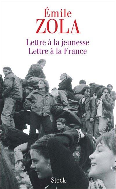 Lettre à la jeunesse : très beau texte toujours d'actualité d'Émile Zola