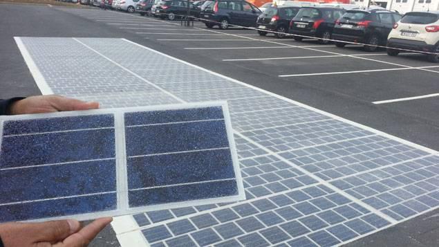 Route solaire Wattway : une innovation peut à la fois être française et inefficiente