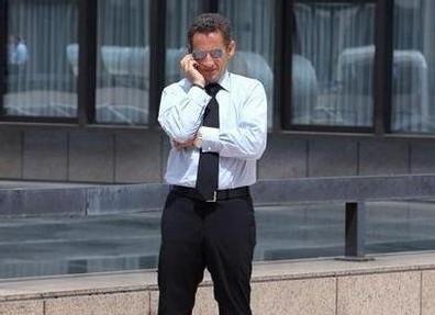 Sarko : le style, c'est l'homme !