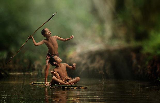 Magnifique photos de Herman Damar !