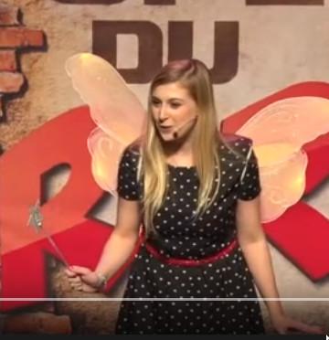 Laura Laune : l'humoriste qui déchire