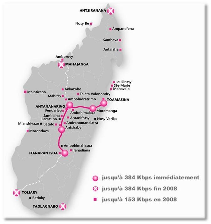 Telma Madagasca, filiale de DTS, a encore frappé !