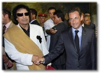 Les amis de M. Sarkozy