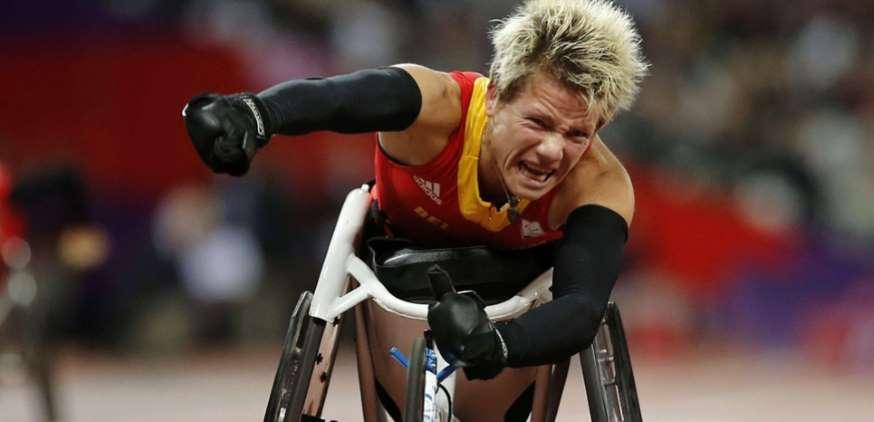 JO 2016 : le dernier combat avant la mort de Marieke Vervoort