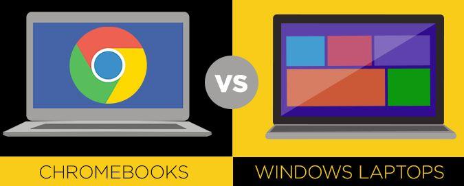 Avis de 5 experts sur les Chromebook