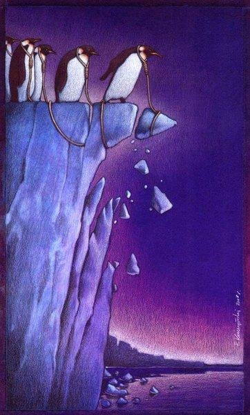 Pawel Kuczynski, un dessinateur qui balance grave
