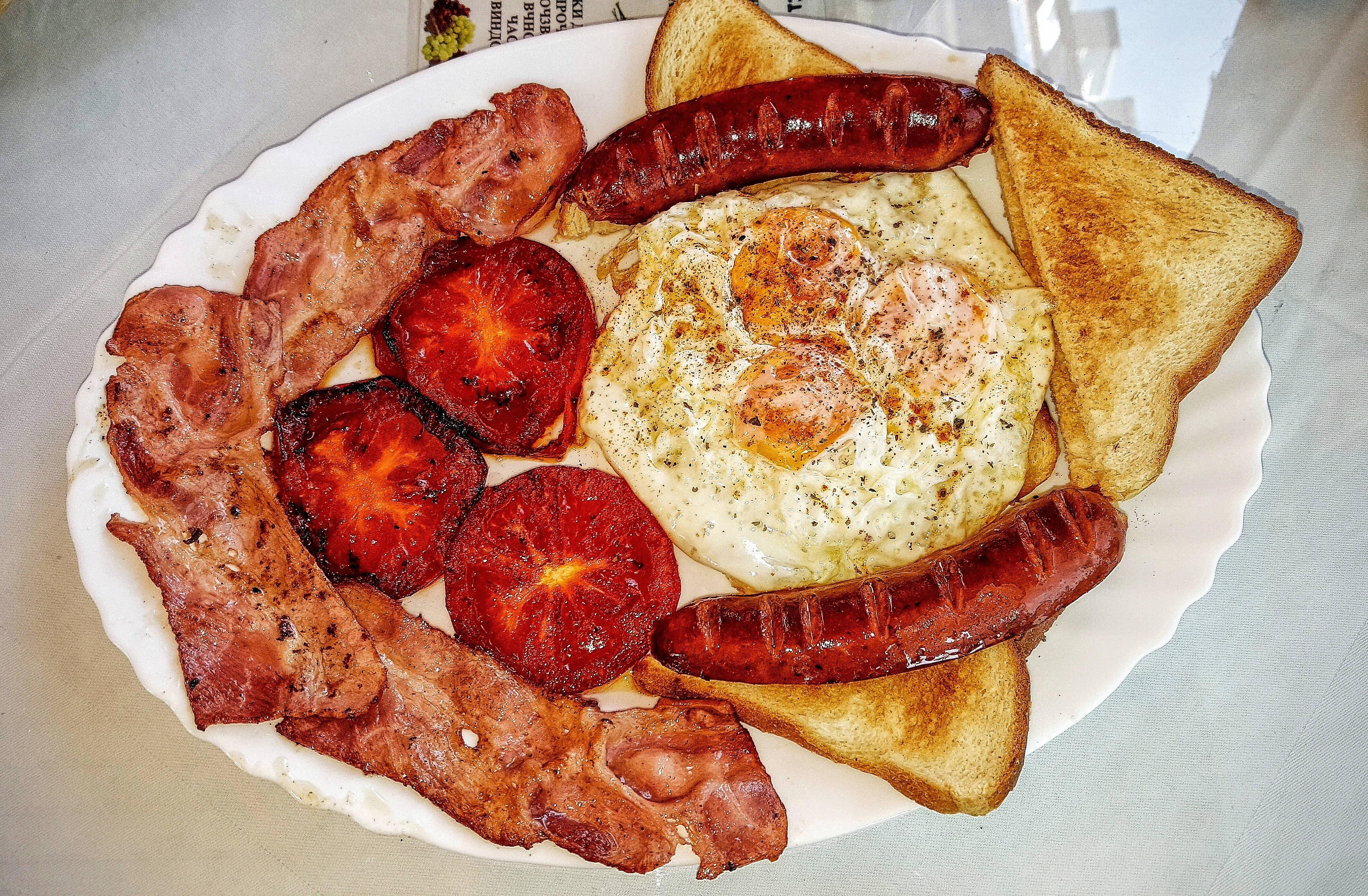 """Mon """"petit"""" déjeuner du matin, en Crète."""