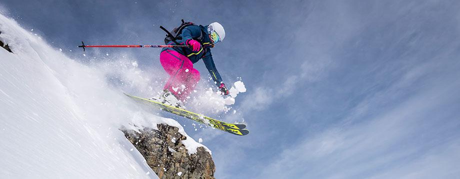 Si vous aimez le ski...