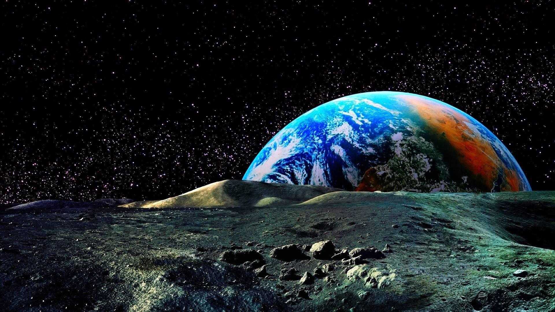 La terre comme vous ne l'avez jamais vue