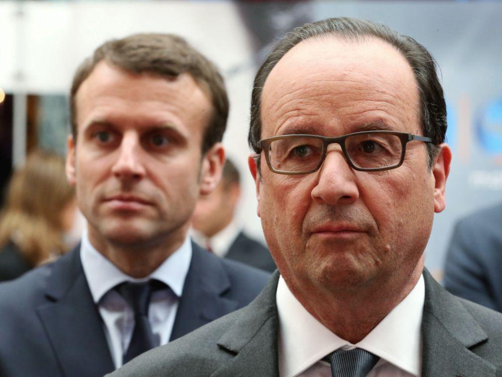 Macron : on ne sait pas où il va, mais on sait très bien d'où il vient.