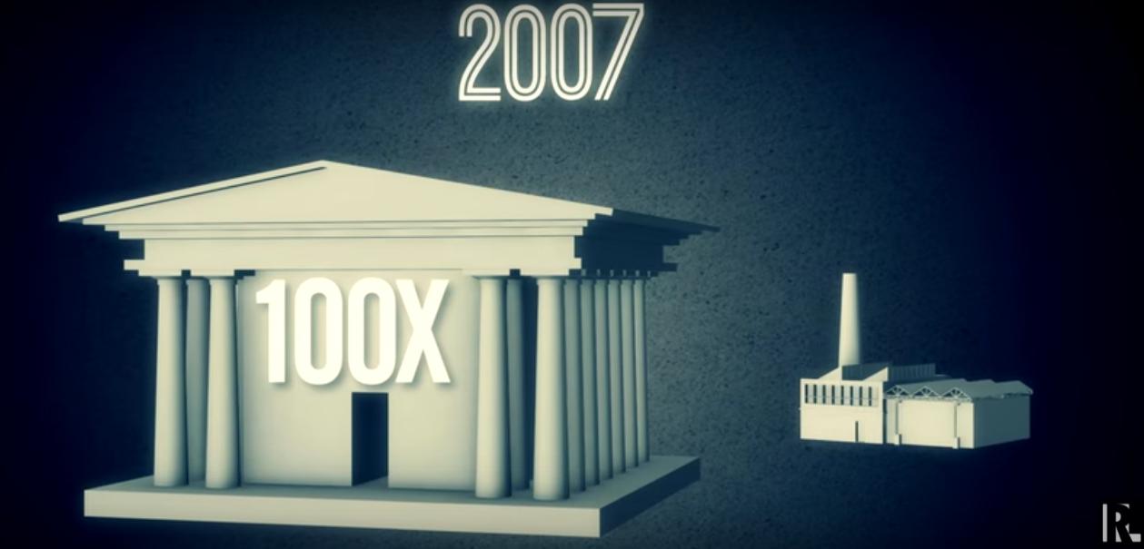 Financiarisation de l'économie : cash misère !