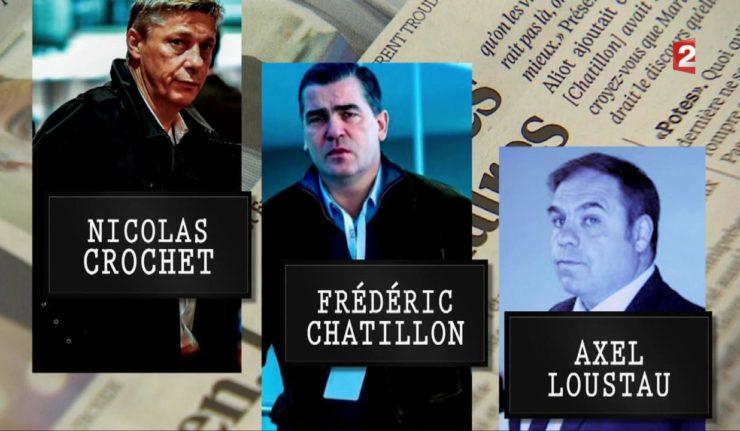 F.N : les hommes de l'ombre