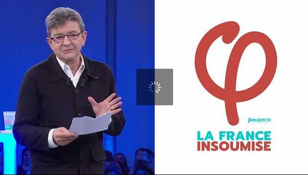"""Dernière minute : Jean Luc Mélenchon : """"- Ma position, ce n'est pas ni, ni !"""""""