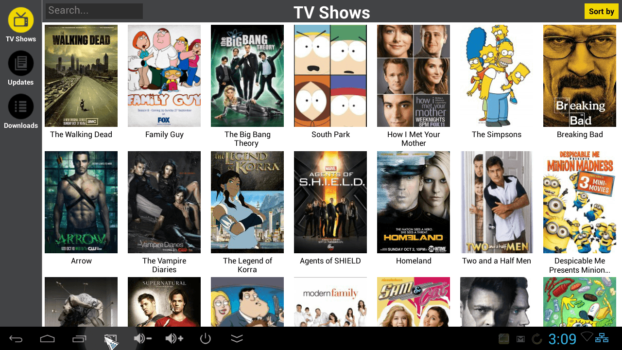 Showbox pour Android, Windows et Mac