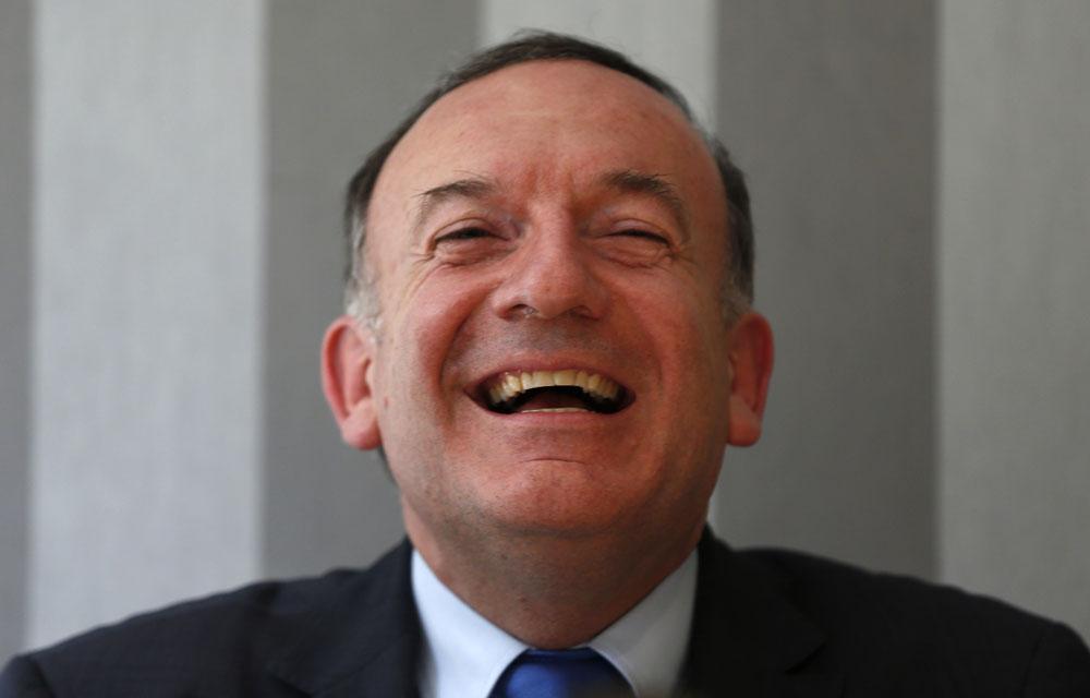 Depuis Macron, au Medef, c'est l'orgasme multiple...