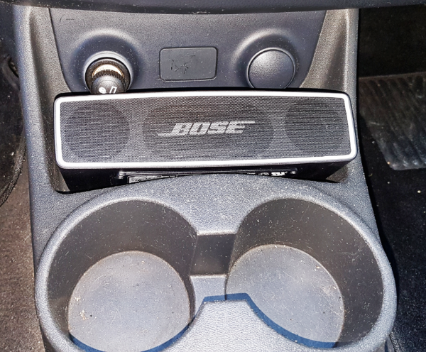 Mon nouvel autoradio !