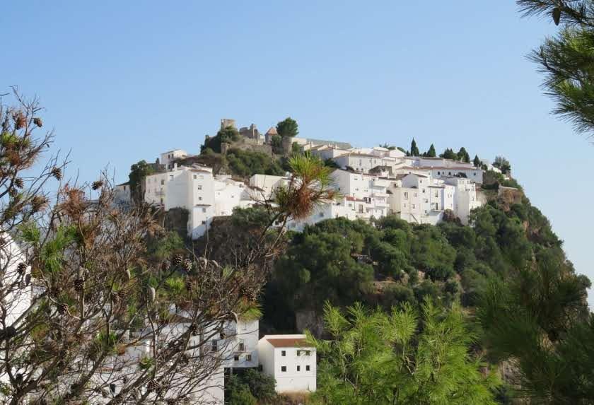 Andalousie, mise à jour