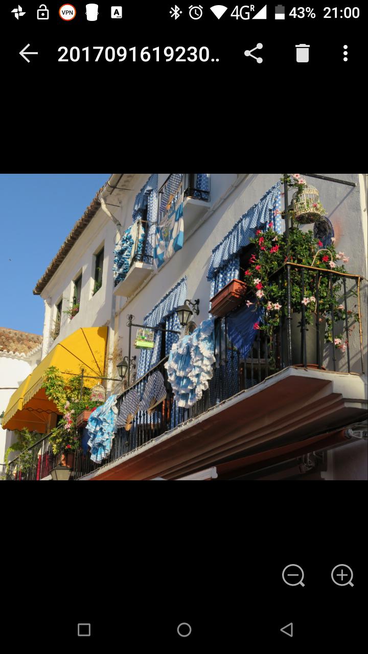 Andalousie, semaine 2