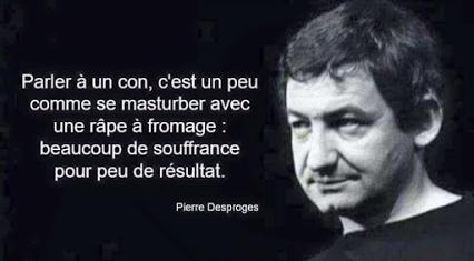 B.H.L, vu par Pierre Desproges