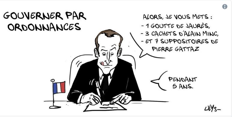 Les conséquences des réformes Macron sur notre porte monnaie