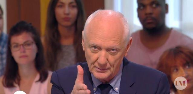Nicolas Domenach : il était auparavant directeur de la rédaction de Marianne ! No comment !