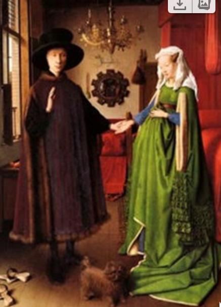 """Si tout le monde ressemble à  Vladimir Poutine """"c'est du Van  Eyck"""""""