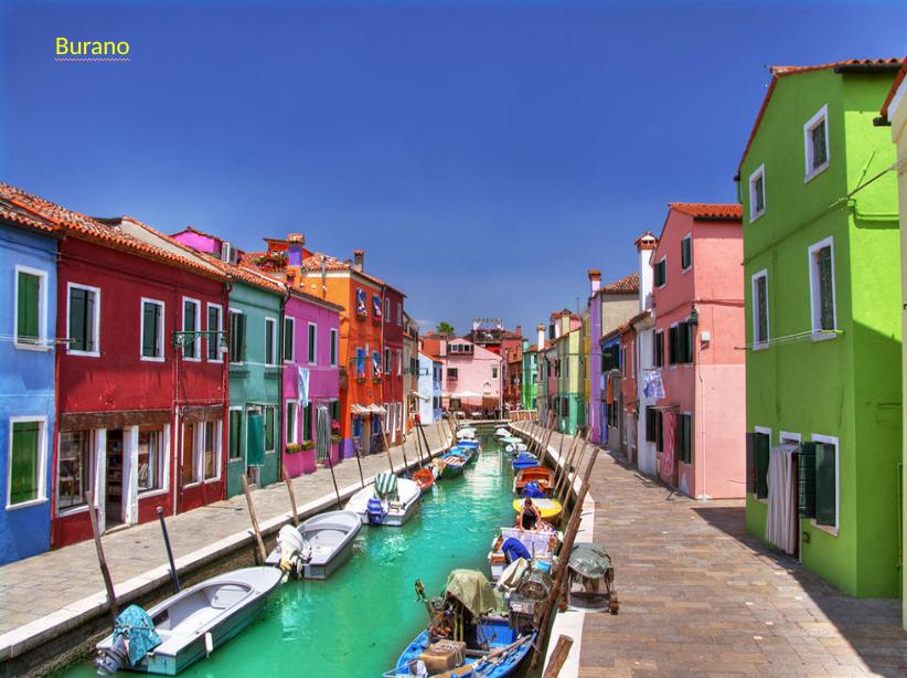 Magnifique Italie !