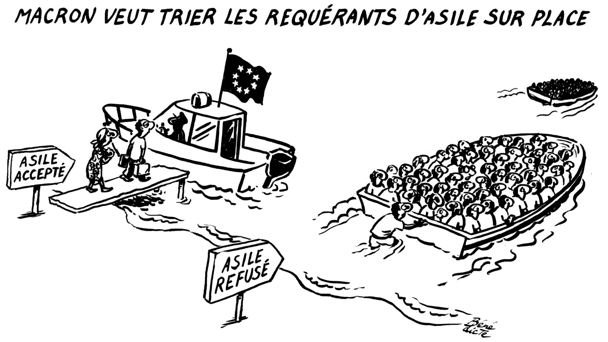 France, terre d'asile ?