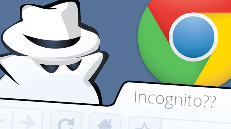 Chrome : le mode incognito sur Android a ses limites