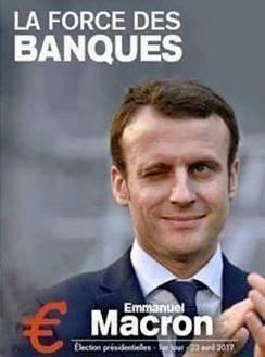 Macron, c'est, bien plus que le président des riches, c'est le président des banques !