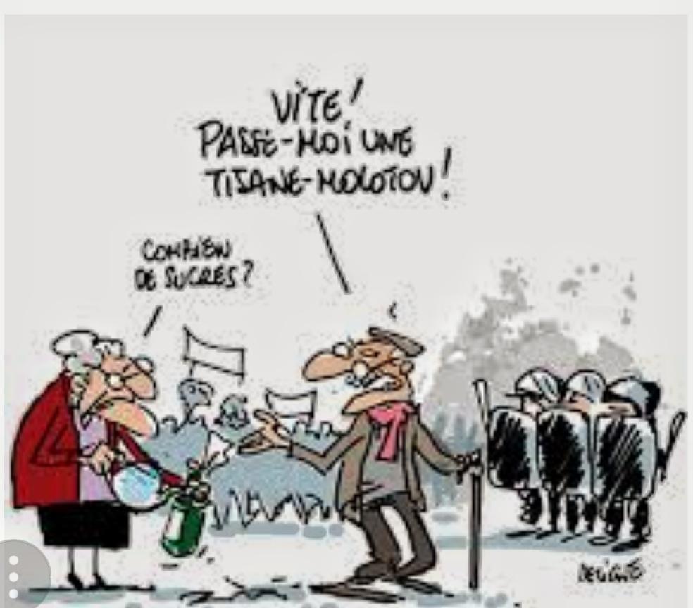Macron n'entend pas les Français