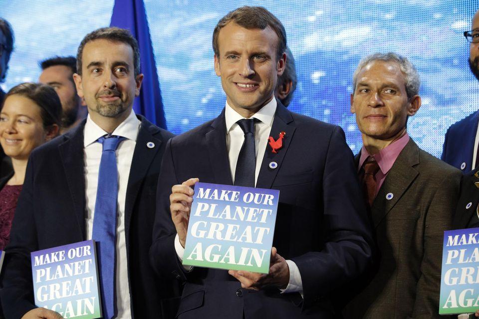 Chirac, c'était Super Menteur. Pour Macron, je propose donc Super  Liar !