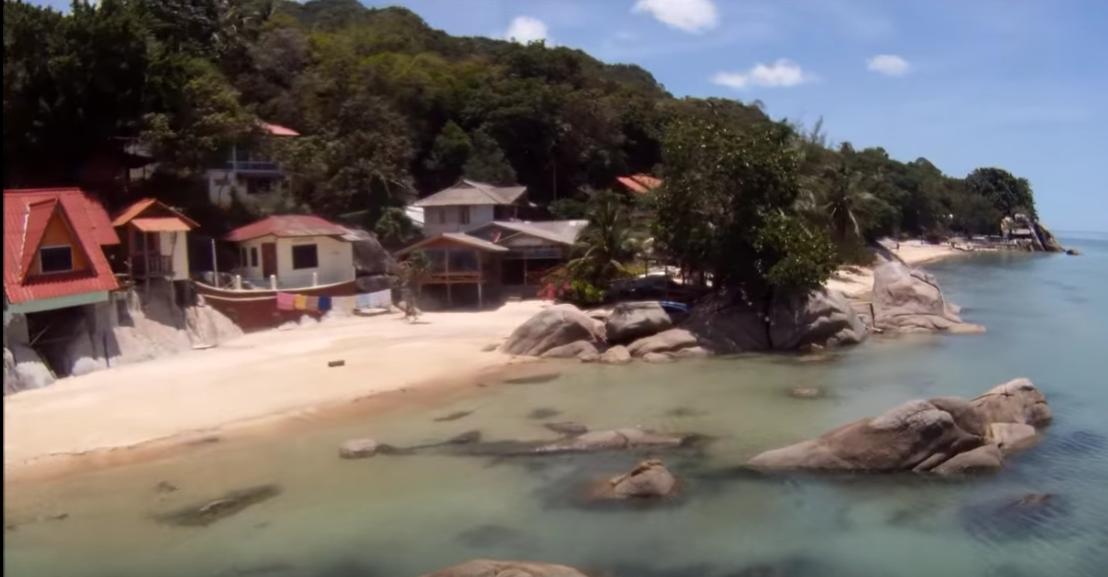 Thong Yang Bungalows, c'est le nom de ce sympathique petit resort