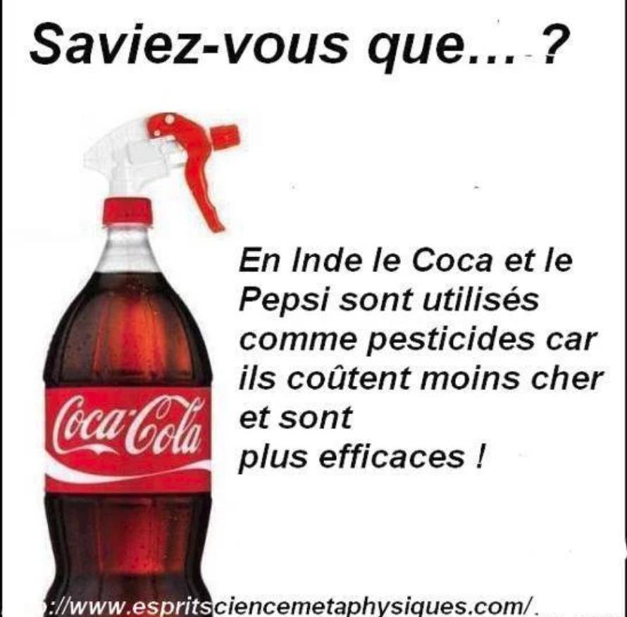 Coca Cola et la formule secrète