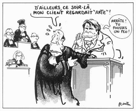 Perles d'avocats
