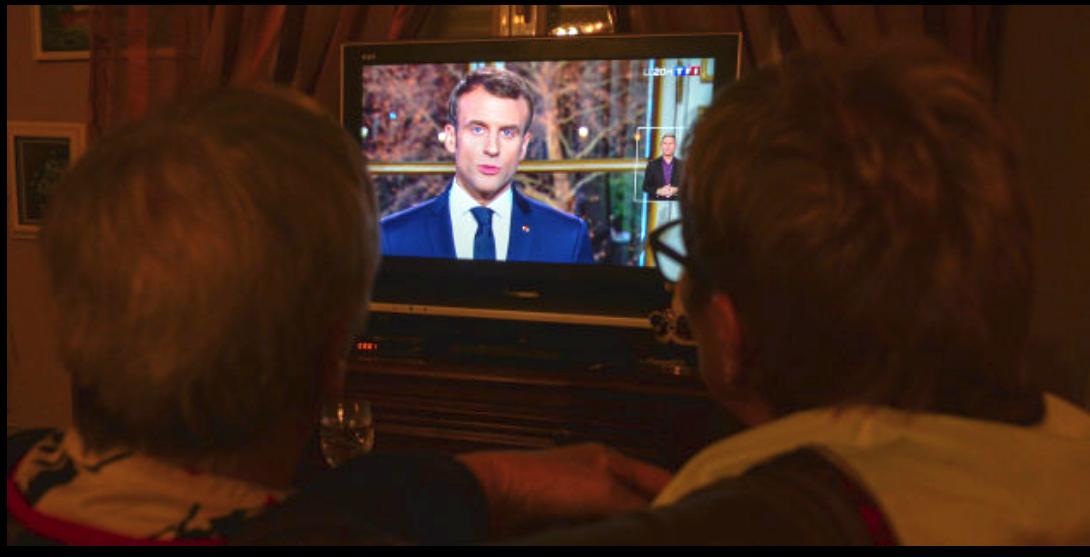 La surprenante révélation des vœux d'Emmanuel Macron (passée inaperçue)