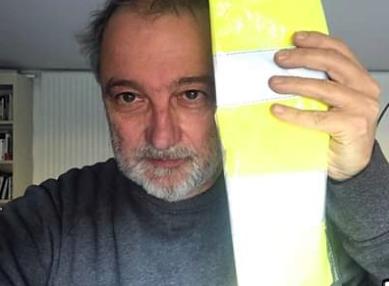 Pour Gaby, mon gilet jaune