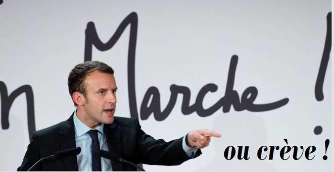 Un article au vitriol d'Atlantico.fr contre Macron