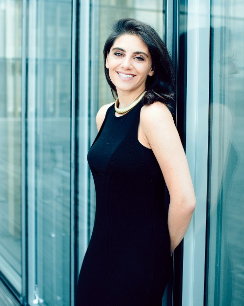 Marina Rollman : l'art de la conversation à la française