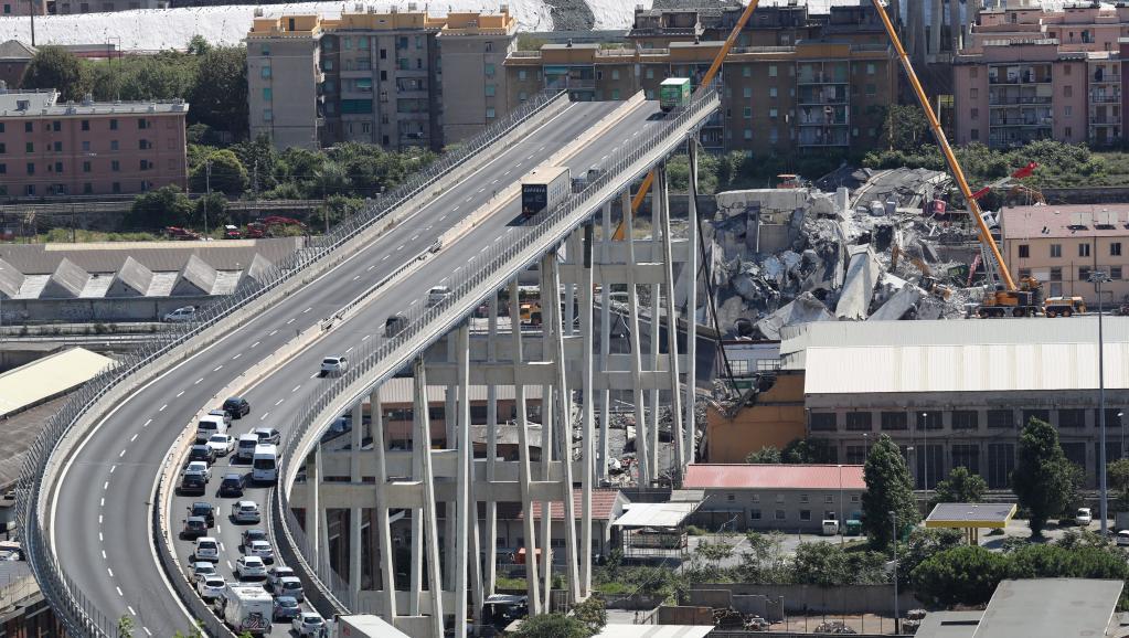 Le scandale des ponts français