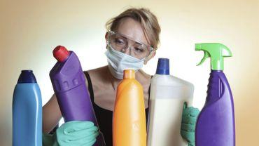 """Sur 100 produits ménagers testés par """"60 millions de consommateurs"""", la moitié jugée """"dangereux, voire très dangereux"""""""