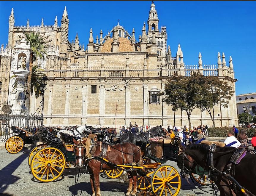 Seville : la cathédrale